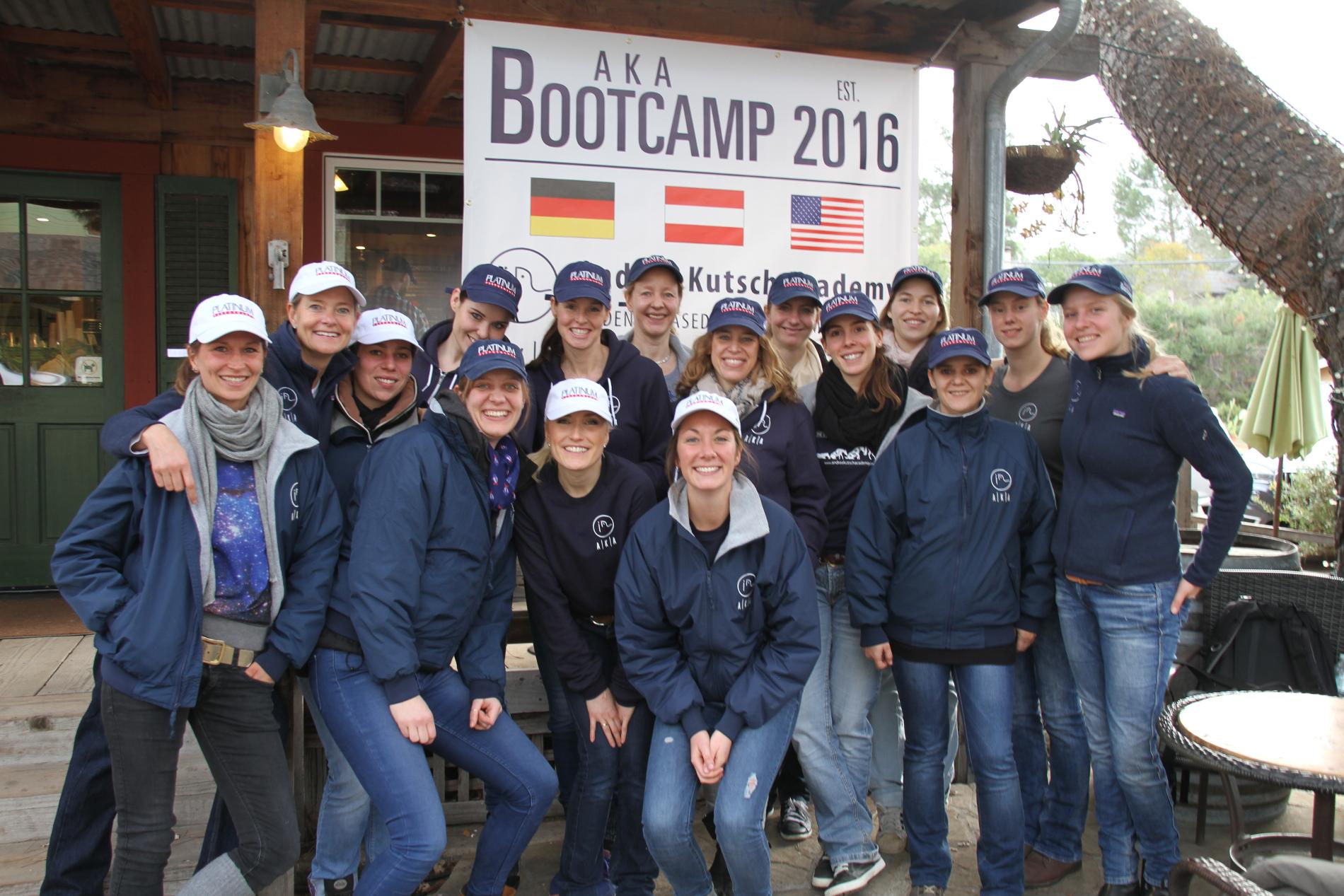 Bootcamp 2016