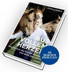 Cover Buch Andrea Kutsch Aus vollem Herzen