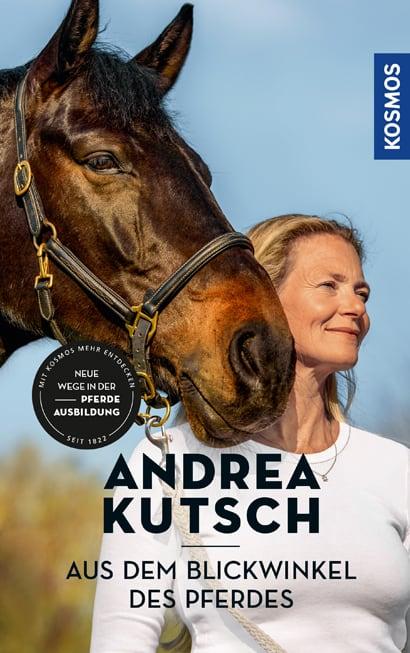Cover Buch Andrea Kutsch Aus dem Blickwinkel des Pferdes